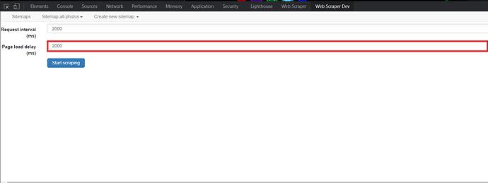 page load delay